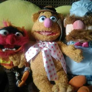 The Muppets Toys