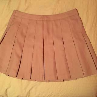 Mauve F21 Tennis Skirt