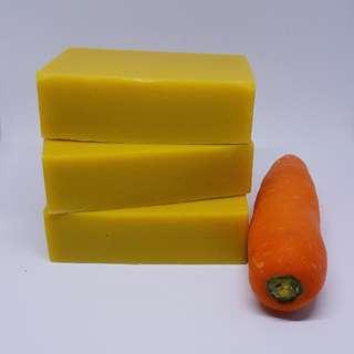 AMALIA Carrot Skin-repairing Soap