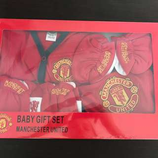 Baby gift sets: Manchester United