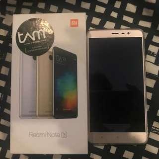 Xiaomi Redmi Note 3 Mulus Spek Gahar