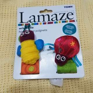 Lamaze嬰幼兒感觀開發玩具