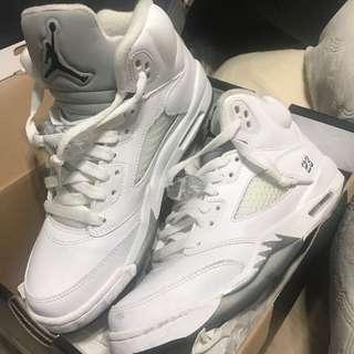 Jordan's Retros Size 5.5 Or 6