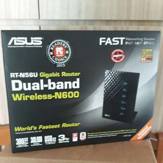 ASUS Router With HUAWEI modem