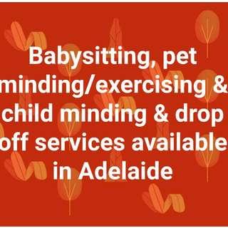 Child & Pet Services