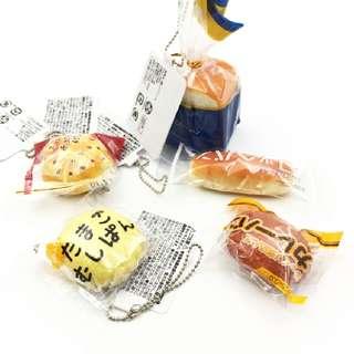 J.Dream Mini Bread Squishy (Series 3)
