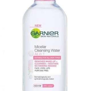 Garnier sensitive skin Micellar Water 400ML