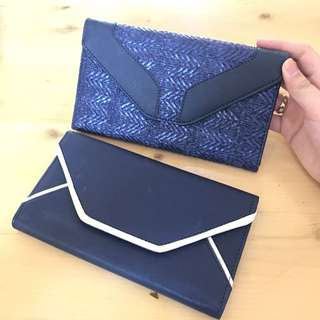 BLUE LOVERS • DOMPET FASHION