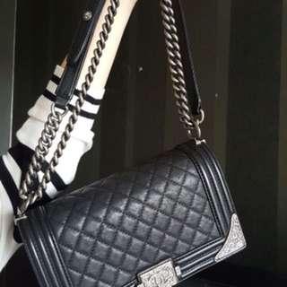Chanel Dallas Boy Bag