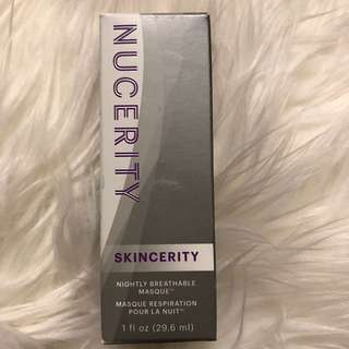 Nucerity (Skincerity) - Nightly Breathable Mask