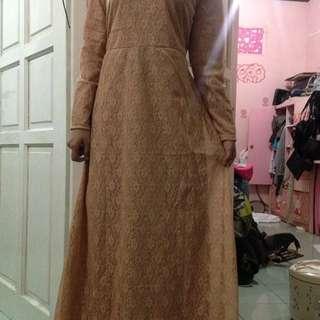 Dress Bruckat Muslim