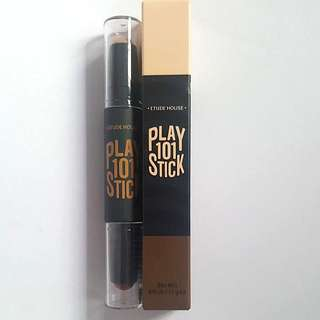 BNIB Etude House Play 101 Contour Stick