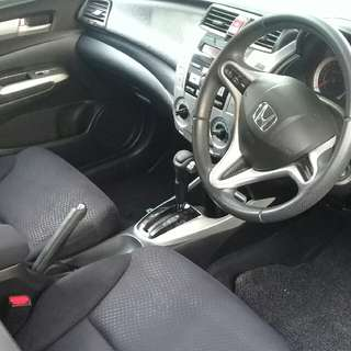 HONDA CITY 1.5 AUTO E SPEC