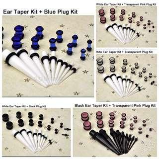 Ear strechers