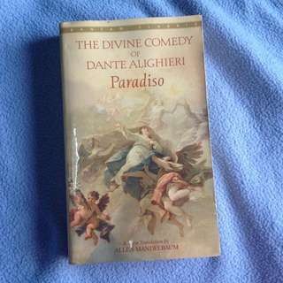 Paradiso: The Divine Comedy Of Dante Alighieri