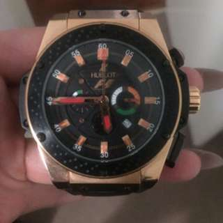 Hublot F1 Limited Edition