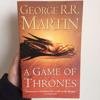 George R. R Martin: A Game Of Thrones