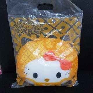 Hello Kitty Cushion Plush from Taiwan McDonald's