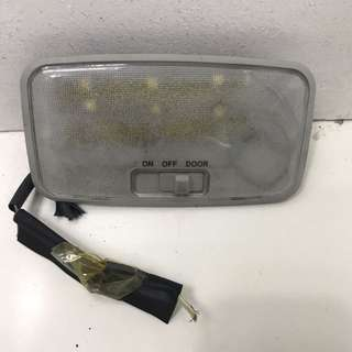 Toyota wish center room lamp