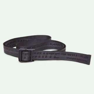 現貨 off white industrial belt 工業腰帶 捆帶 全黑 17最新
