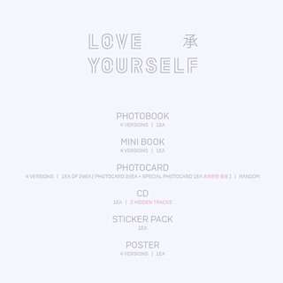[PO] BTS - LOVE YOURSELF 承 'Her'