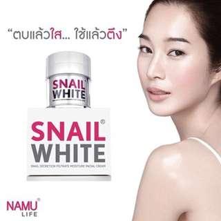 Snail White晚安面膜