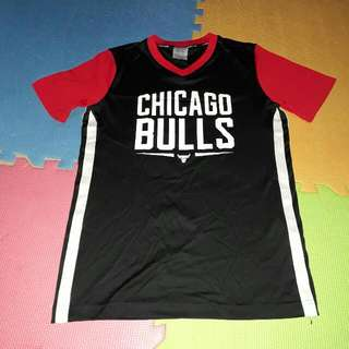 Adidas Chicago Bulls Jersey Shirt Preloved