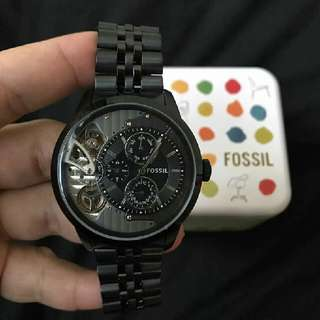 Original Fossil ME1135 BLACK