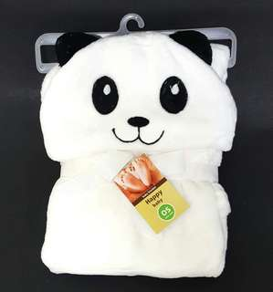 Baby Blanket (Panda)