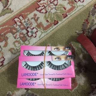 Bulu mata palsu / fake lashes