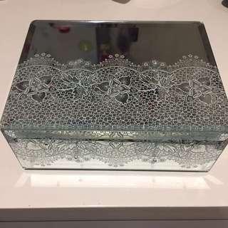 Mirror Jewellery / Trinket Box