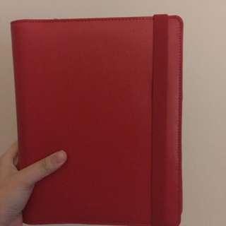 Kikki K 2012 Red Large Planner