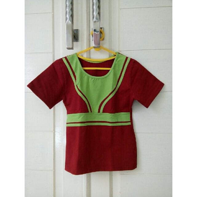 1 Set Baju Senam