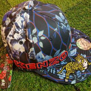 Kenzo X H&M Limited Edition Cap.