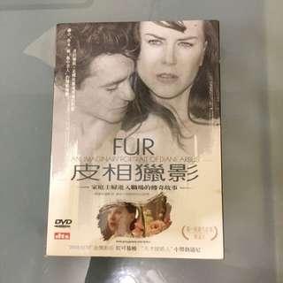 《FUR皮相獵影》DVD 小勞勃道尼,妮可基嫚