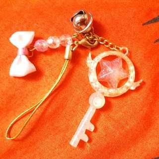 Cardcaptor Sakura / Sailormoon Charm