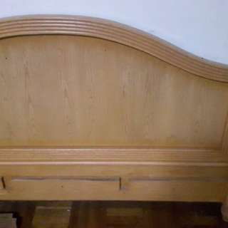 SOLD FREE Bed