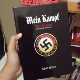 Mein Kampf by Adolf Hitler (Hardcover)