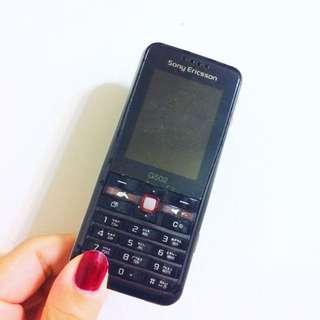 🚚 G502 Sony 智障型手機