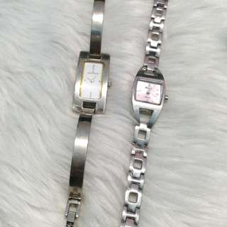 BUY 1 TAKE 1 Anne Klein And Relic By Fossil Watch
