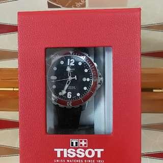TISSOT Sea Star機械手錶