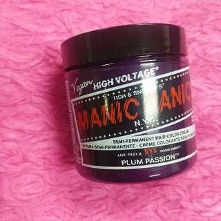 Manic Panic Hair Color Plum Passion