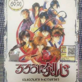 Rurouning Kenshin Samurai X