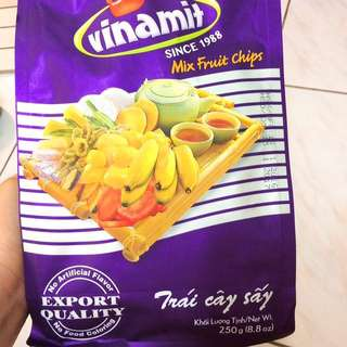 VINAMIT 綜合蔬果乾-250g