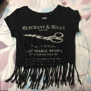 Merchant & Mills Crop Top