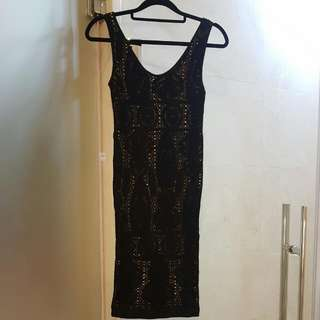 Forever 21 Curvy Lace Dress