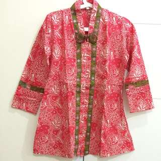 Batik Local Brand Collection (size S)