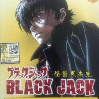 Black Jack Anime