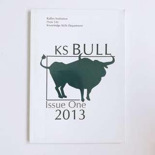 KS Bull 2013 Edition