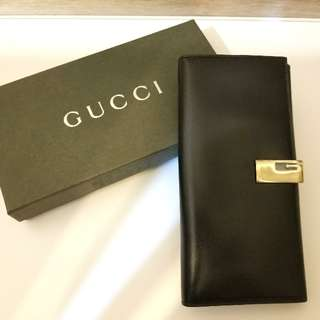 Gucci Leather Woman's Wallet